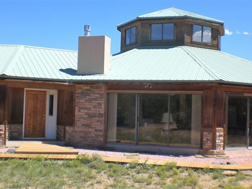 Country Home 35 Acres Walsenburg : Walsenburg : Huerfano County : Colorado