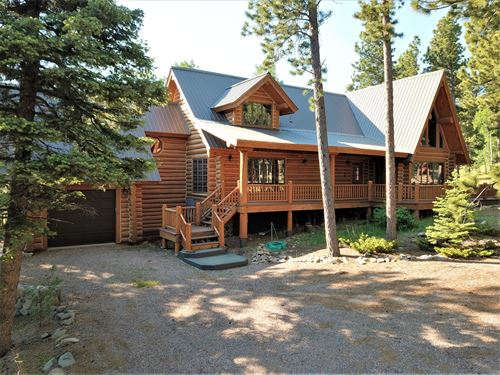 Perfect Mountain Home Getaway : Westcliffe : Custer County : Colorado