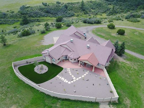 Custer County CO Luxury Legacy : Wetmore : Custer County : Colorado