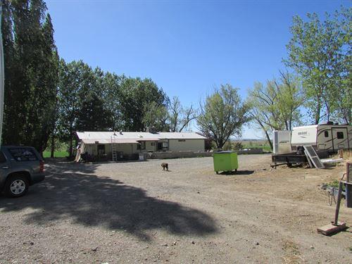 Residential Home Olathe Colorado : Montrose : Colorado