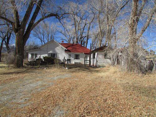 Large Colorado Historic Ranch : Nathrop : Chaffee County : Colorado