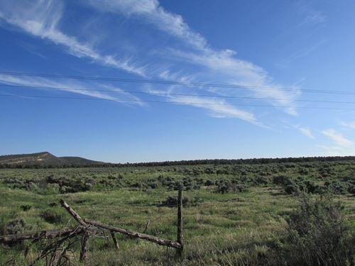 Southwest CO Acreage Recreational : Norwood : San Miguel County : Colorado