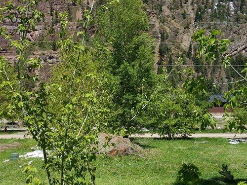 View Lot Colorado Mountain Town : Ouray : Colorado