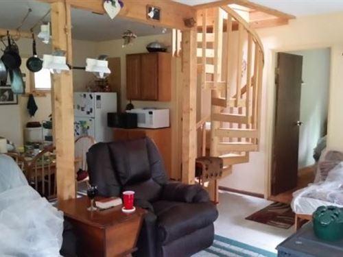 Turnkey Colorado Vacation Cabin : Placerville : San Miguel County : Colorado