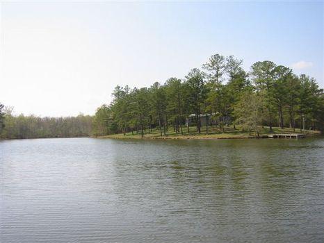 34 Acres Weiss Lake 1,960 FT WF. : Cedar Bluff : Cherokee County : Alabama