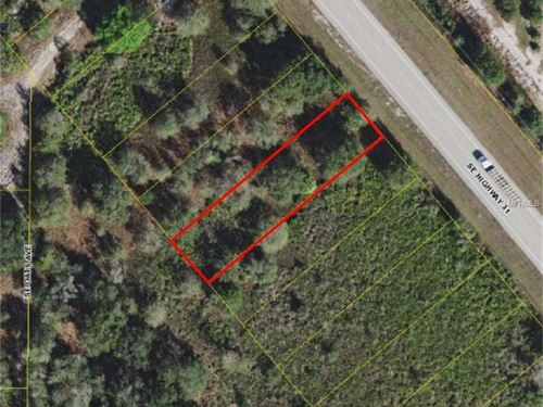 Vacant Lot For Sale in Arcadia, FL : Arcadia : Desoto County : Florida