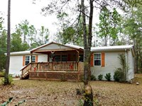 Two Homes 15 Acres, Gilchrist : Branford : Gilchrist County : Florida