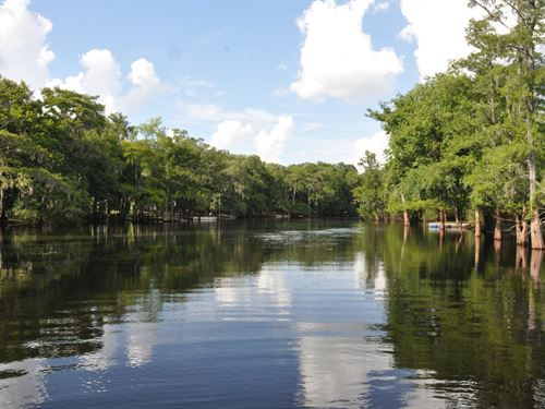River Home Three Rivers Florida : Branford : Gilchrist County : Florida