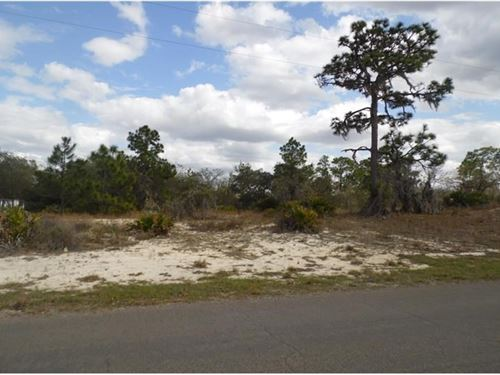 Vacant Land, Walk Water Estates : Lake Wales : Polk County : Florida