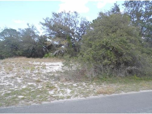 Build Your Dream Home, Vacant Land : Lake Wales : Polk County : Florida