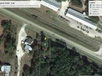 Commercial Lot in Live Oak, FL : Live Oak : Suwannee County : Florida
