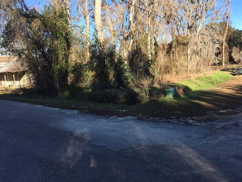 Land North Florida Tallahassee : Monticello : Jefferson County : Florida