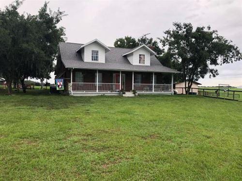 Homestead Dream : Morriston : Levy County : Florida