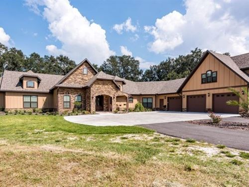 Country Estate Acerage Newberry : Newberry : Alachua County : Florida