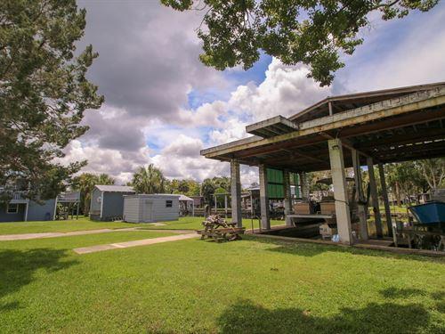 Suwannee Florida Waterfront Lot 2 : Suwannee : Dixie County : Florida