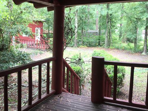 Charming Log Cabin Trenton, Florida : Trenton : Gilchrist County : Florida