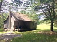Flintstone MD Hunting Cabin : Flintstone : Allegany County : Maryland