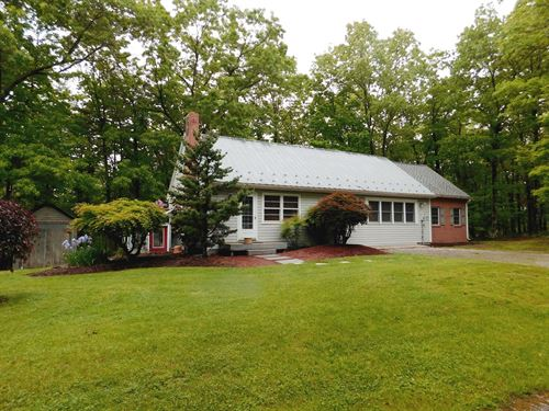 Oldtown MD Home And Acreage : Oldtown : Allegany County : Maryland
