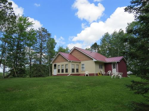 Year Round Cabin, State Forest : Bruno : Pine County : Minnesota