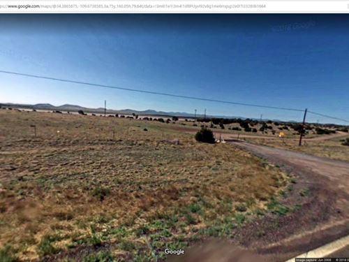 5.58 Acres In Concho, AZ : Concho : Apache County : Arizona