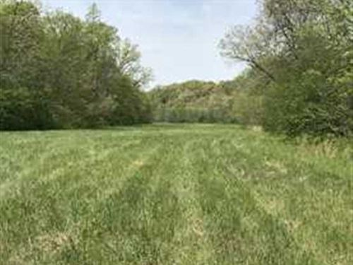 374 Acres of Agriculture And Wildl : Eldridge : Laclede County : Missouri