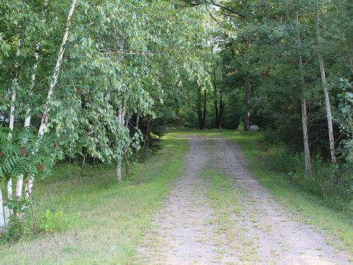 Beautiful 30 Acres Land Mille Lacs : Milaca : Mille Lacs County : Minnesota