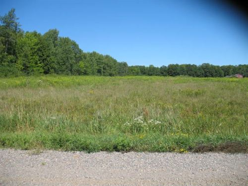 Mille Lacs Co Wooded Lots For Sale : Ogilvie : Mille Lacs County : Minnesota