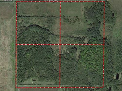 Palisade MN 160 Acres Land Fleming : Palisade : Aitkin County : Minnesota