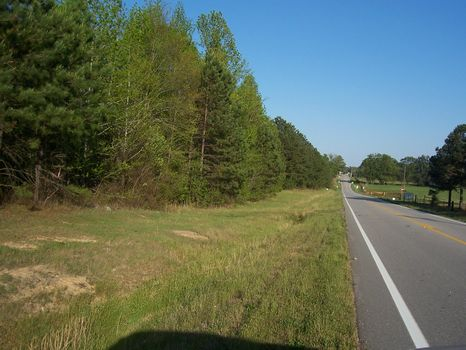 76 Acres - Potential Development : Crawfordville : Taliaferro County : Georgia