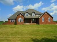 177 Acre Working Farm/Ranch : Aurora : Lawrence County : Missouri