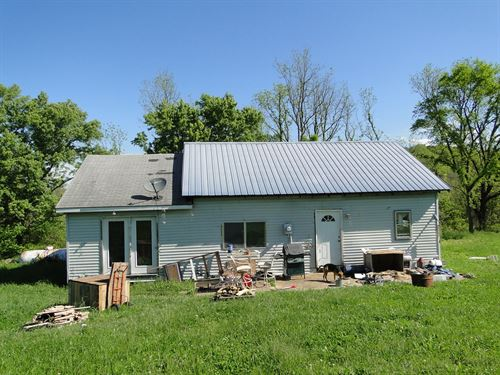 Country Home Small Acreage Ava Mo : Ava : Douglas County : Missouri