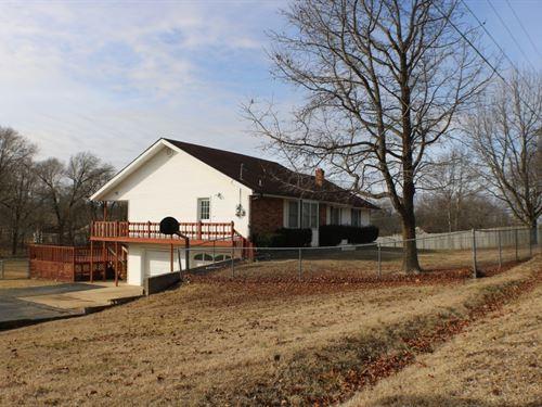 Large Home Small Acreage Ava, Mo : Ava : Douglas County : Missouri