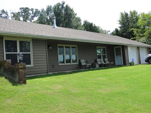Small Farm For Sale in Ava, Mo : Ava : Douglas County : Missouri