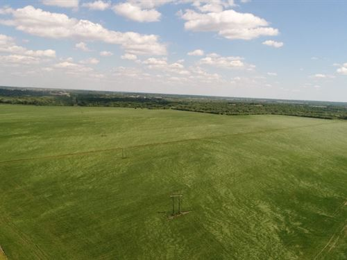 520 Bottom Row Crop Farm, Linn : Brookfield : Linn County : Missouri