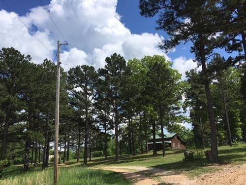 Farm, Cabin, Shop For Sale : Cabool : Texas County : Missouri