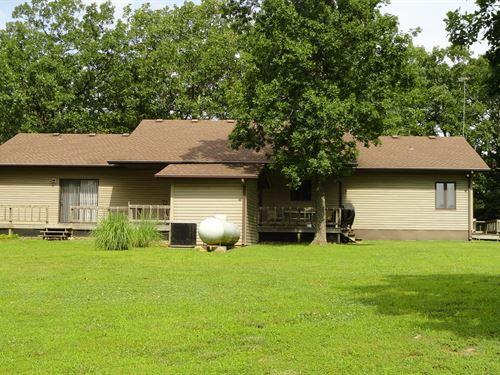 Camden County Missouri 89 Acres M/L : Camdenton : Camden County : Missouri