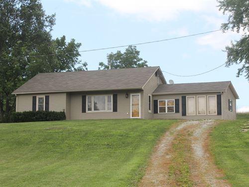 Cameron MO Country Home .New Price : Cameron : Dekalb County : Missouri