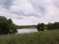 660 Acres M/L Home Close To Bethany : Bethany : Harrison County : Missouri
