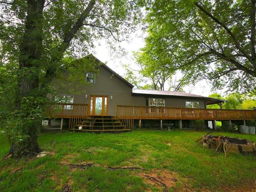 Country Home For Sale in Missouri : Caulfield : Howell County : Missouri