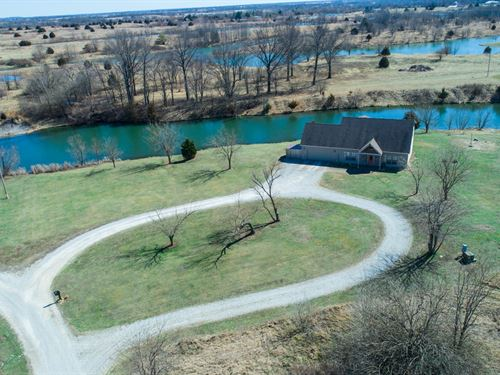 Country Home, Strip Pit Property : Clinton : Henry County : Missouri
