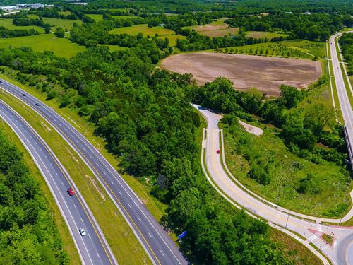 Commercial Development Land Hwy 63 : Columbia : Boone County : Missouri