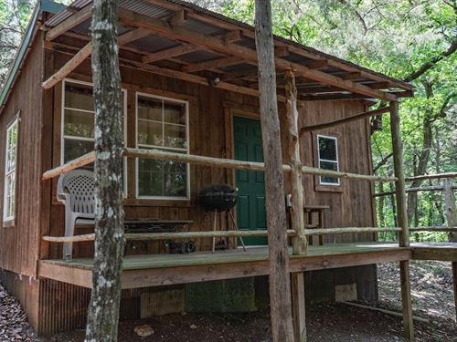 Off The Grid, Cabin on 5 Acres M/L : Eminence : Shannon County : Missouri