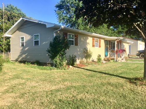Nice Home in Fair Grove, MO : Fair Grove : Greene County : Missouri