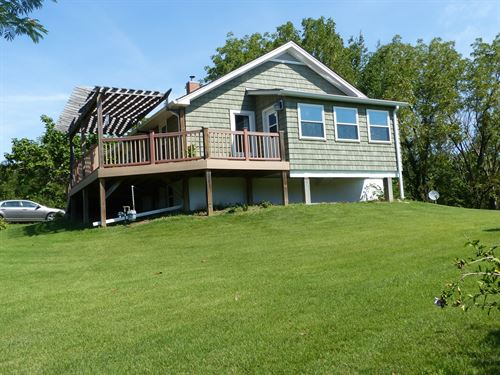 Country Home Fayette, Mo, Acreage : Fayette : Howard County : Missouri