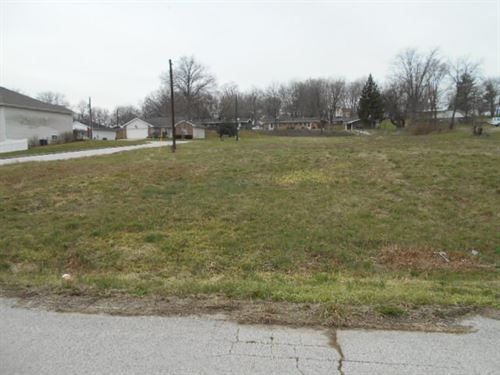 Home Lots For Sale in Central MO : Fayette : Howard County : Missouri