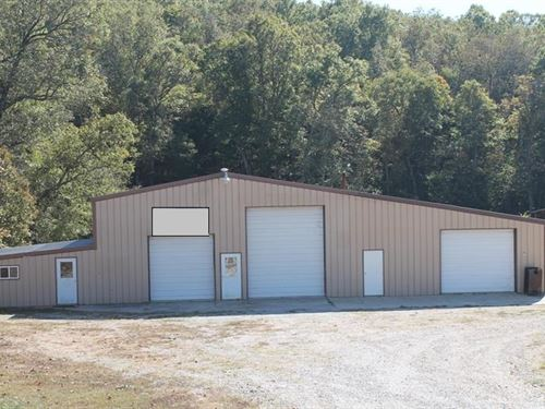 Commercial Property Additional : Gainesville : Ozark County : Missouri