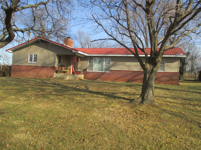 Farm For Sale in Greenfield, MO : Greenfield : Dade County : Missouri