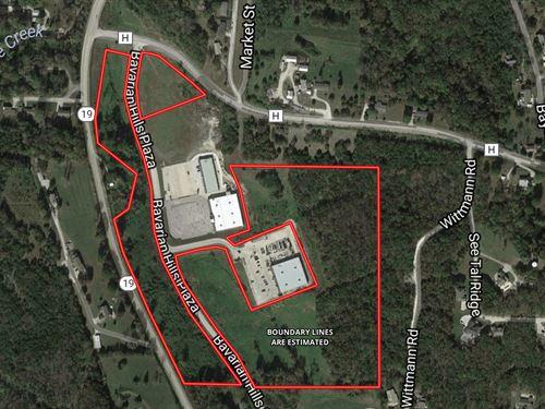 Commercial / Development Land : Hermann : Gasconade County : Missouri