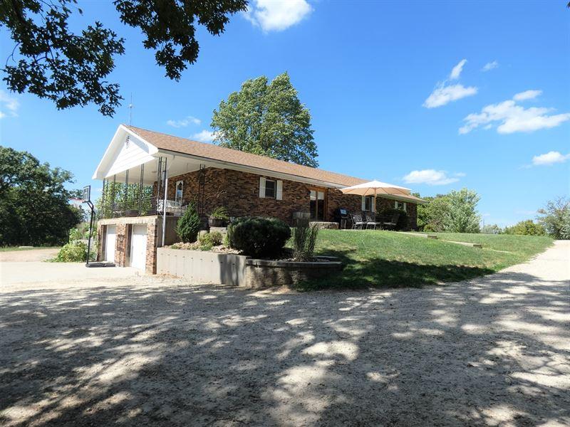 Country Home & Acreage Hermann : Hermann : Gasconade County : Missouri