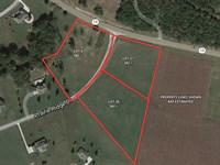 Home Building Lot Golf Course : Hermann : Montgomery County : Missouri